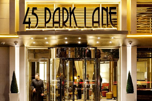 45 Park Lane Entrance- Adam Parker